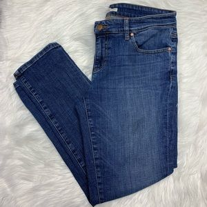 Eileen Fisher • Organic Cotton Straight Leg Jeans